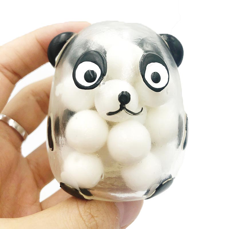 Squishy Anti Stress Ball Venting Balls Novelty Fun Splat Apple Squeeze Toys Stresses Reliever Funny Squishy Antistress Gifts