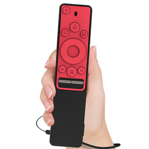 Image 3 - Pokrowiec na Samsung QLED smart TV BN59 01241A BN59 01242A BN59 01266A pilot silikonowy futerał SIKAI odporny na wstrząsy