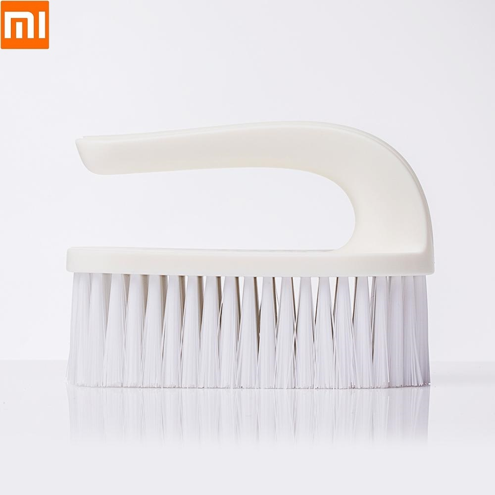 Xiaomi NEW Multi-function Kitchen Cleaning Brush Comfort Handle Strong Decontamination Kitchen Bathroom Housecleaning Brush
