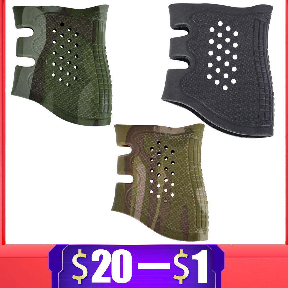 Rubber Anti-slip Tactical Tire Gun Protects Tactical Glove Glock Holster Glock Holster For Glock 17 19 20 21 22 23 25 31 32 34