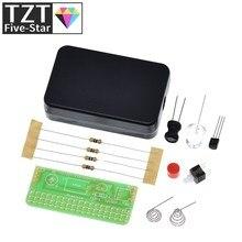 TZT cena hurtowa 1 zestaw FLA-1 prosty zestaw latarka moduł DIY 1.5V 55x35x11.5mm precyzyjne zestawy DIY