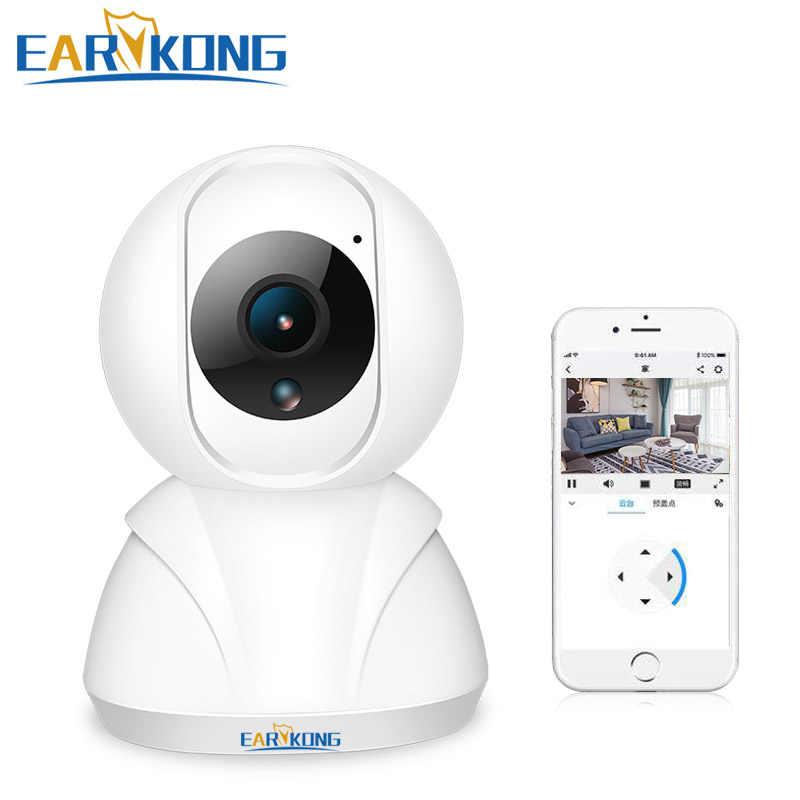 EARYKONG maison sécurité IP caméra ONVIF Wifi caméra enregistrement vidéo stockage bébé moniteur interphone Yoosee app pour PG103 W2B caméra