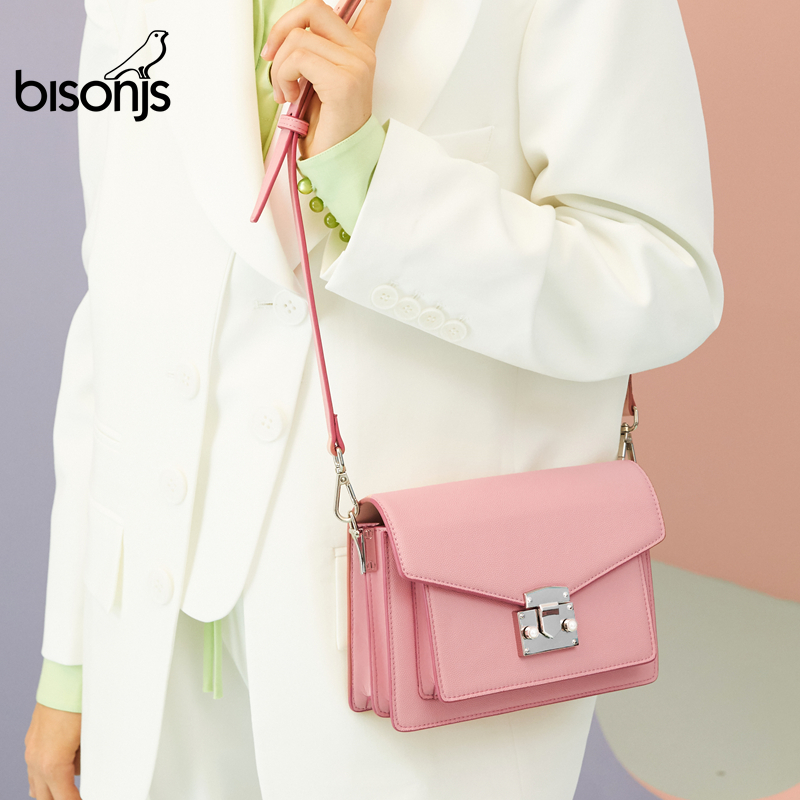 BISONJS женская сумка из воловьей кожи роскошные сумки женские сумки дизайнерские сумки женские сумки на плечо bolsa feminina B1672