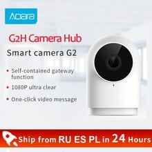 Xiaomi Aqara Smart Camera G2 1080P Gateway Edition Zigbee G2H IP Cam Wifi  Webcam Wireless Cloud Home Security Monitoring Mihome