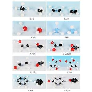 Image 2 - Set de construcción de química para niños, Set de construcción de modelo de química Molecular Atom, modelo educativo científico General para niños, 240