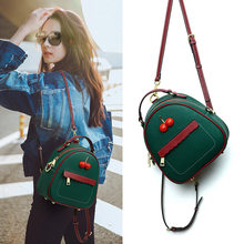 2020 Backpack New Fashion Bag Mini Leather Soft Leather Women Bag Small Backpack(China)