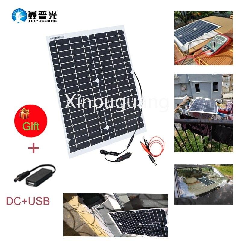 solar para casa 18v carregador de energia
