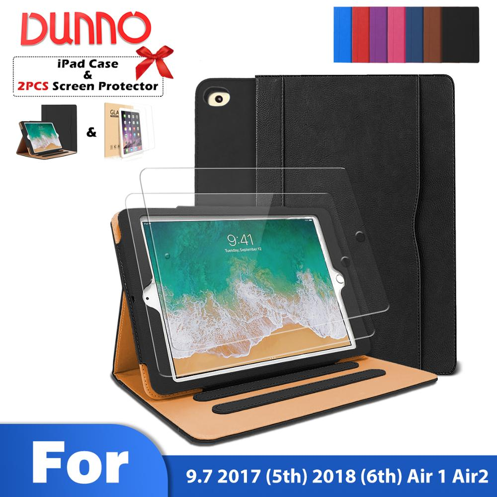 2017 2018 iPad 9.7 Case Flip Cover For iPad 5/6th Generation iPad Air 1 2 For Tablet Shell Protection Fundas Coque For Business