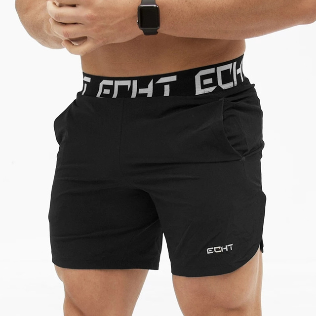 Bodybuilding Shorts Men Gyms Fitness Workout Joggers Summer Quick dry Thin Short Pants Male Casual Beach Shorts Brand Sweatpants