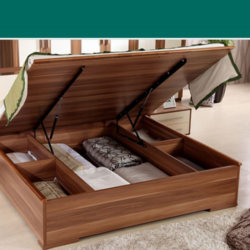 Funssor Bed Bracket Flap Hinge Hydraulic Lift Up