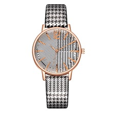 цена на 2019 Casual Women Watches Classic Stripe Leather Ladies Dress Watch Zegarek Damski Reloj Mujer Dropshipping Clock Montre Femme