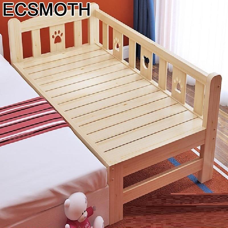 Odasi Mobilya Ranza Children Nest Crib Infantiles Yatak Kids Lit Enfant Cama Infantil Bedroom Wodden Muebles Baby Furniture Bed