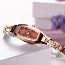 Кварцевые часы простой модный браслет кварцевые из вольфрамовой
