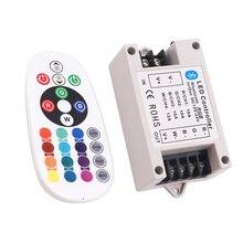 Rgb bluetooth контроллер 5 в 12 В 24 постоянного тока 24key