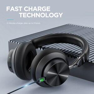 Image 3 - Mixcder E10 yükseltilmiş aptX düşük gecikme bluetooth kulaklık kablosuz bluetooth kulaklıklar Metal bas kulakiçi cep telefonu oyunları
