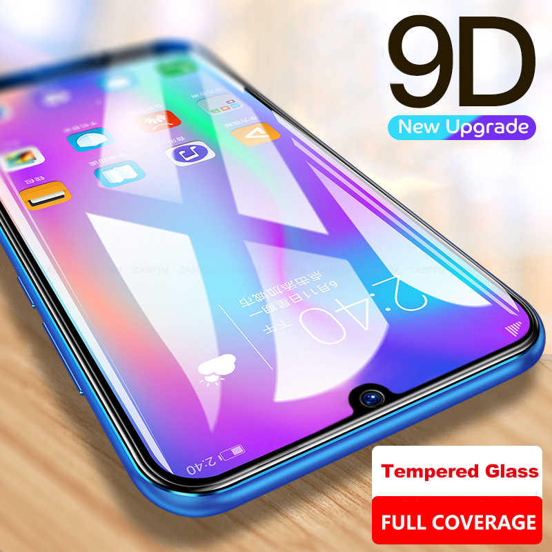 Full Cover Screen Protector for Huawei Mate 20 30 Lite 20 Protective Tempered Glass For Huawei Honor 9 10 Lite 9D Phone Film