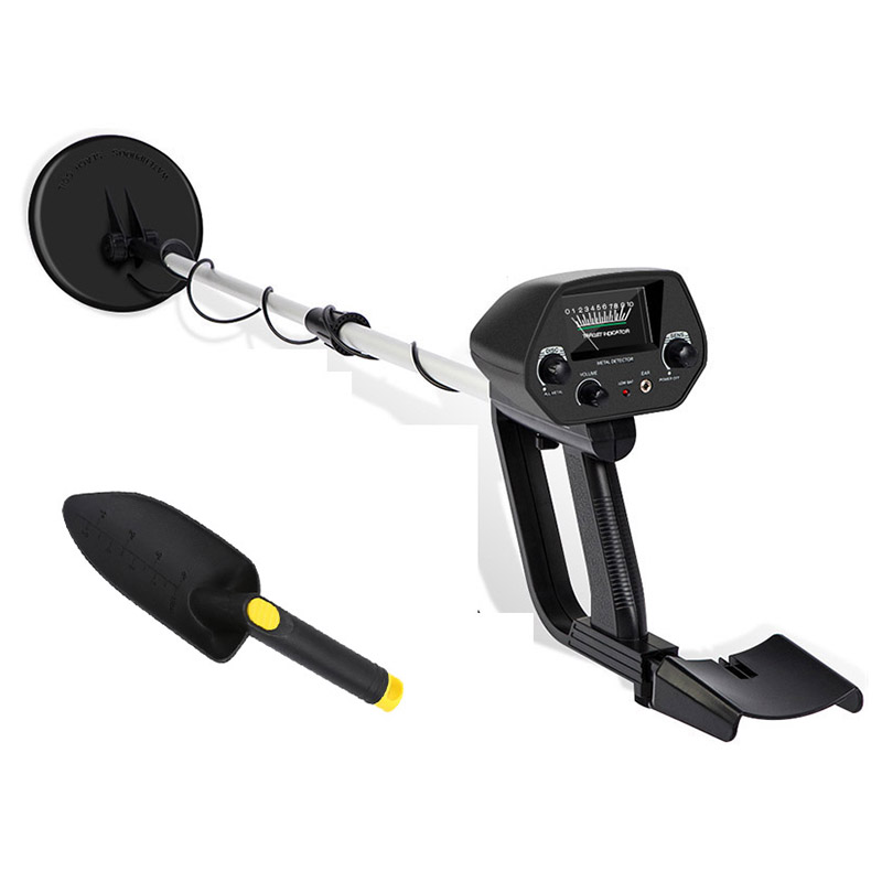 Waterproof Metal Detector, Metal Finder Deep Sensitive Search Gold Digger Hunter 6.5 Inch MD-4030 Underground Search Coil for Tr