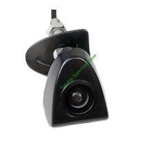 Водонепроницаемая CCD автомобильная парковочная камера для Toyota Prado Highlander Land camry с фирменным логотипом