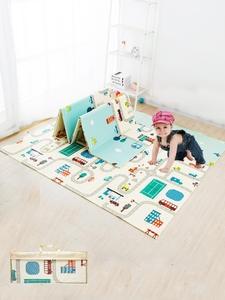 Puzzle Mat Toys Play-Mat Games Climbing-Pad Kids Rug Children's Carpet Activitys Foldable