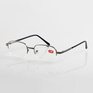 Image 3 -  1.0 To  11  12  13  14  15  16 17  18  19  20 High Diopter Myopia Glasses Men Women Prescription Spectacles Nearsighted F155