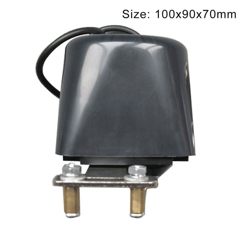 Купить с кэшбэком Automatic Manipulator Shut Off Valve For Alarm Shutoff Gas Water Pipeline Security Device For Kitchen & Bathroom DC8V-DC16V