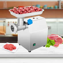 122kg/h 850W Stainless Steel Electric Meat Grinder Sausage Mincer Commercial