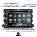 Подходит для Ford F150 F250/350/Edge/Fusion/Mustang в тире dvd-плеер GPS Навигация стерео радио BT руль Ctrl 3G RDS карта CAM