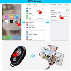 Image 5 - Datafrog Camera Bluetooth Afstandsbediening Foto Ontspanknop Voor Ios/Android Camera Sluiter Selfie Afstandsbediening