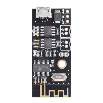 M38 Bluetooth 4.2 Audio Receiver Board Built-in 5W+5W Amp Lossless Decoder DIY Kit High Fidelity HIFI M38 image