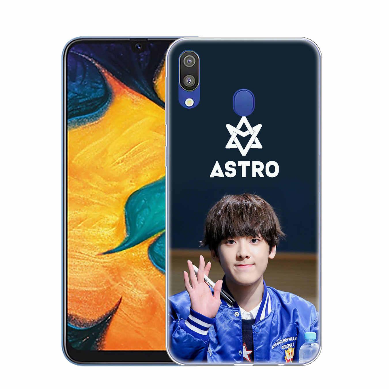 Lavaza KPOP ASTRO hartvormige Hard Telefoon Case voor Samsung Galaxy A10 A20 A30 A40 A50 A60 A70 M10 M20 m30 M40 A20e Cover