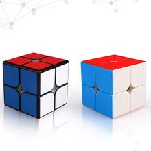 Inteligencja drugiego rzędu magiczne kostki zabawki szybkość rotacji kostki magiczne kostki zabawki Juguetes Educativos edukacyjne zabawki DD60MC tanie tanio yucheng Z tworzywa sztucznego Keep Away From Fire Magic Cube 5-7 lat 8-11 lat 12-15 lat Dorośli 6 lat 8 lat 3 lat