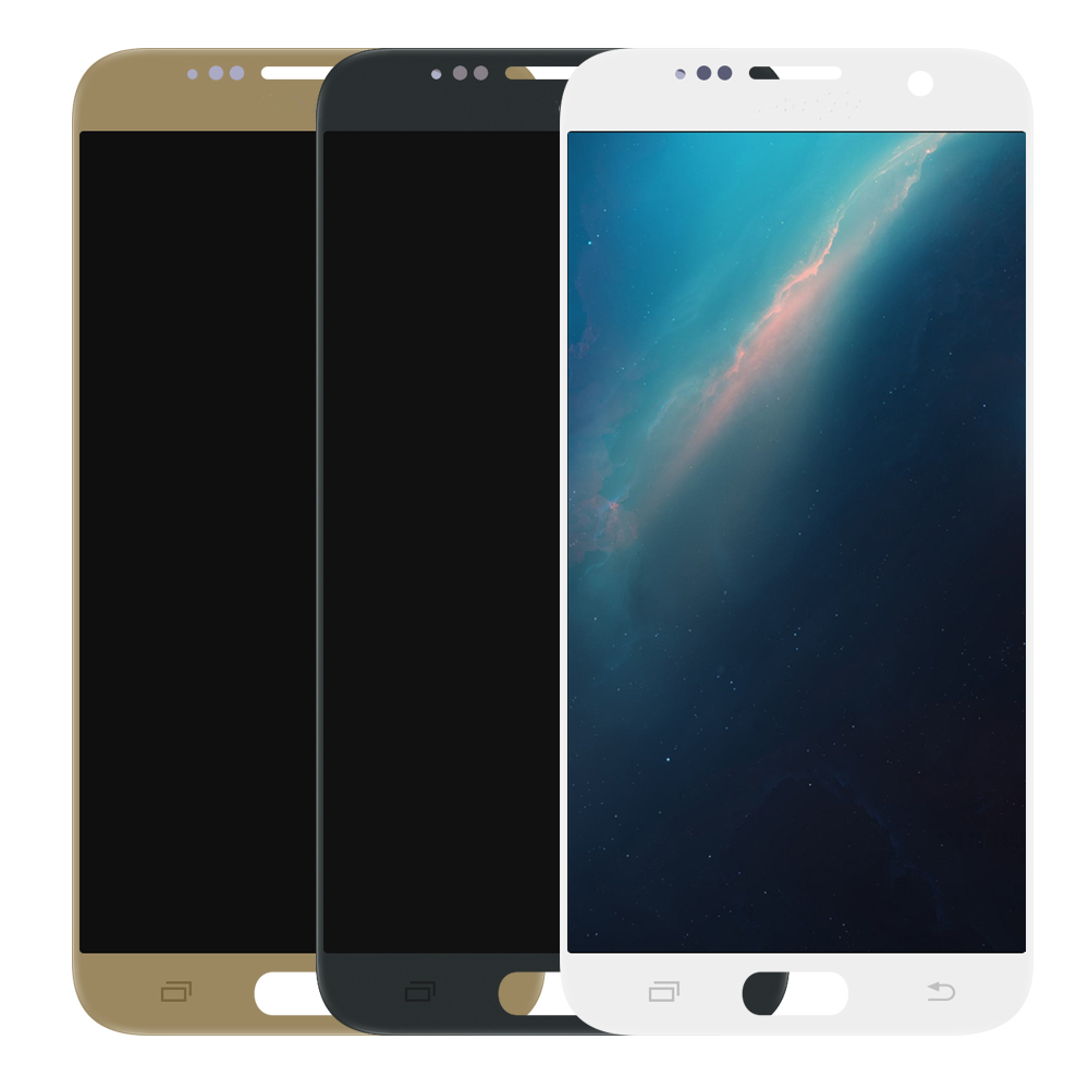 TFT LCD Screen For Samsung <font><b>S7</b></font> LCD <font><b>Display</b></font> Screen Touch Digitizer Assembly For <font><b>Galaxy</b></font> G930 G930A <font><b>G930F</b></font> G9300 SM-<font><b>G930F</b></font> lcd image