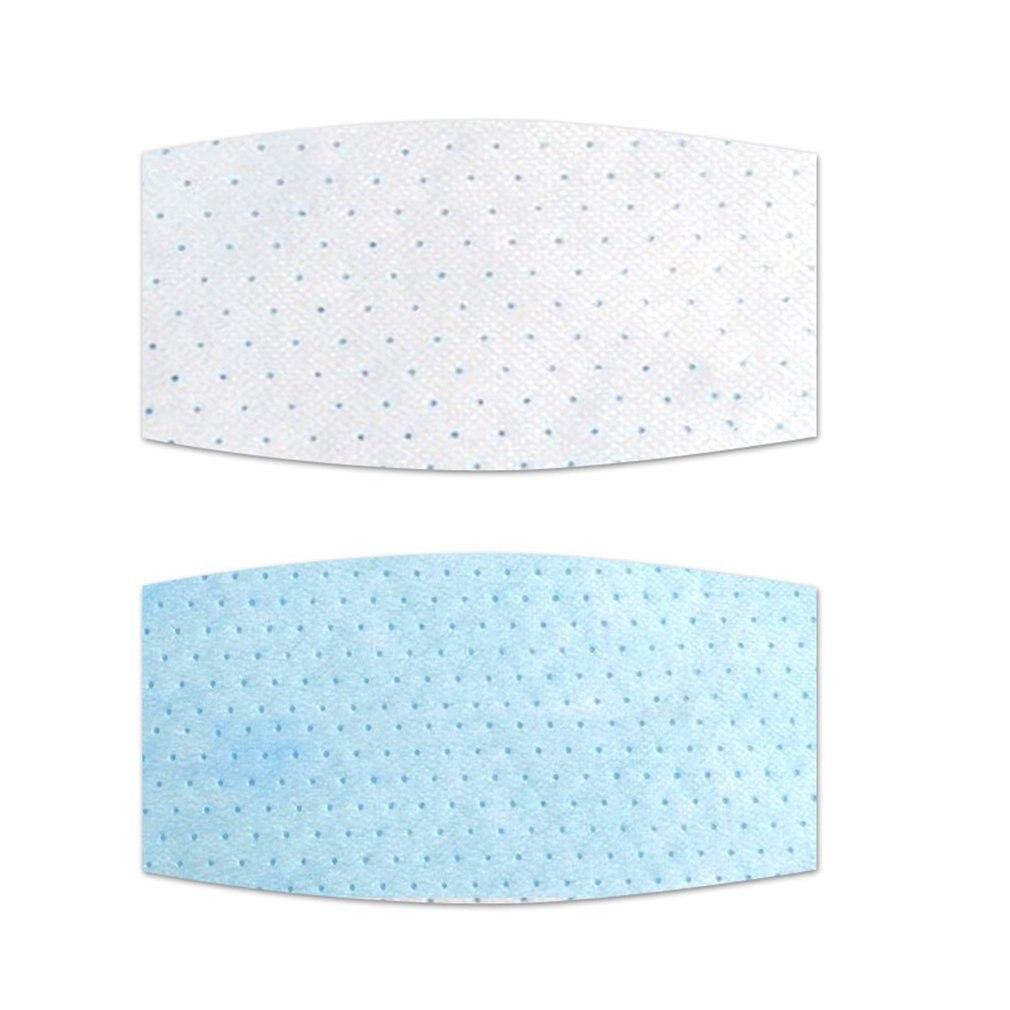 2 шт/20 шт круглый квадратный пыленепроницаемый одноразовый внутренний фильтр для масок для рта защитная маска колодки фильтр