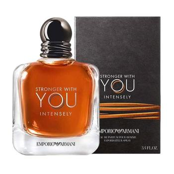 With Stronger You Intensely 100ml Edt Men Tester Perfume 3614272225718 недорого