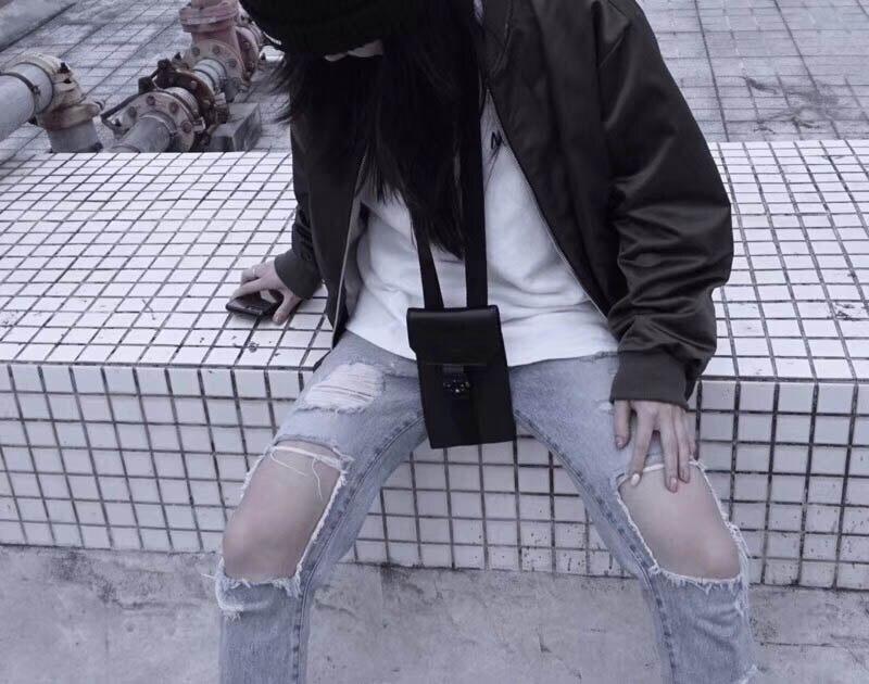 Alyx sacos de alta qualidade masculino moda