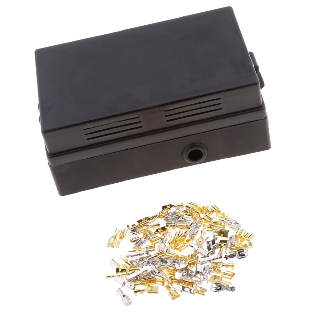 Voiture véhicule 18 lame fusible 10 relais support bloc assortiment pièces électroniques - 4