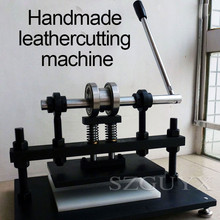 Die-Cutting-Machine Punch-Leather Manual