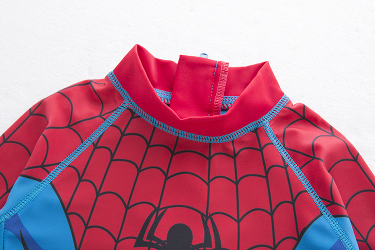 Cartoon Car Boys' Cotton One-piece Swimsuit/KID'S Swimwear/Baby Bathing Suit