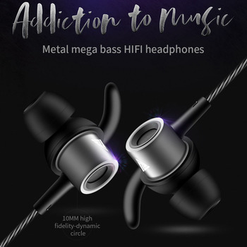 Nuevo auricular QKZ CK1 3,5 MM bajo estéreo música deporte en la oreja auriculares teléfono MP3 MP4 auriculares aislantes de ruido