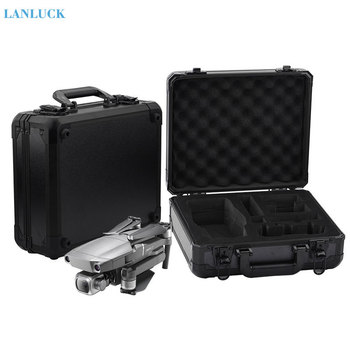 Aluminum Box Case For DJI MAVIC 2 Pro Zoom Hardshell Storage Bag Handbag Waterproof Suitcase Drone Quadcopter Accessories цена 2017