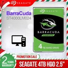 Seagate barracuda st4000lm024 4 tb 2.5