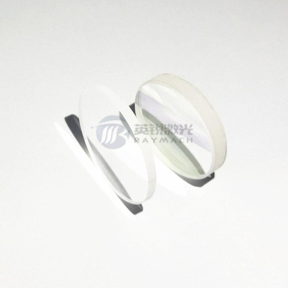 Protective Windows D25 4 4 Quartz Fused Silica 1064nm WSX Fiber Laser original optical lens fiber