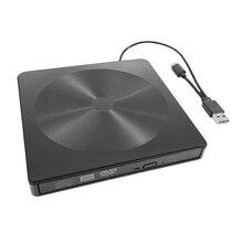 Optical-Drive for PC Laptop Desktop Mac Windows-7/8.1/10-linux OS Apple Usb-3.0-Type