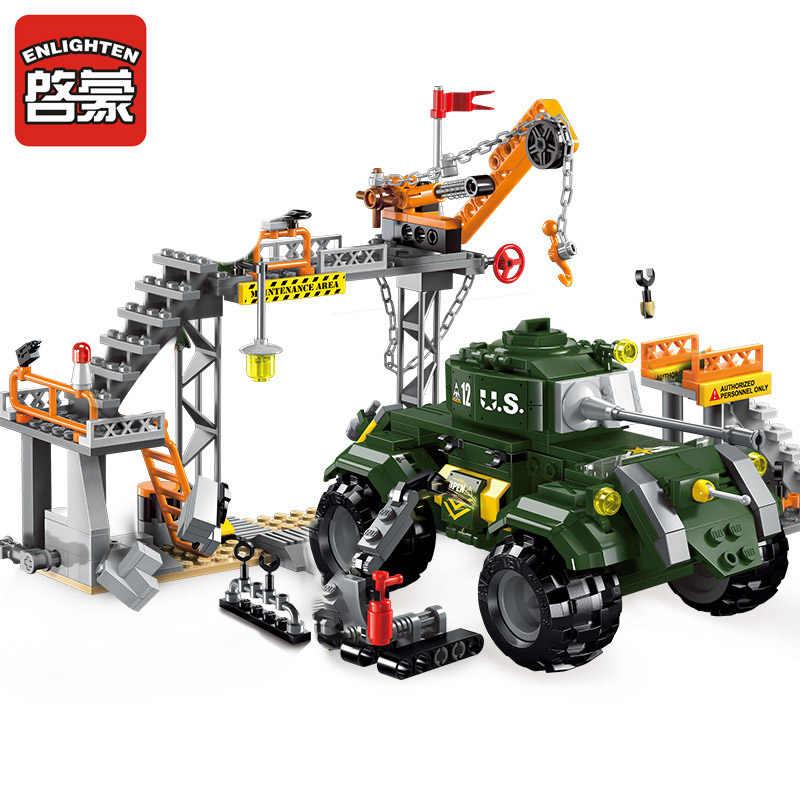 الجيش ww2 الألمانية قاعدة مجموعات مركبة دبابات الطائرات الحرب العالمية 1 2 ii الجنود نموذج اللبنات الاطفال اللعب