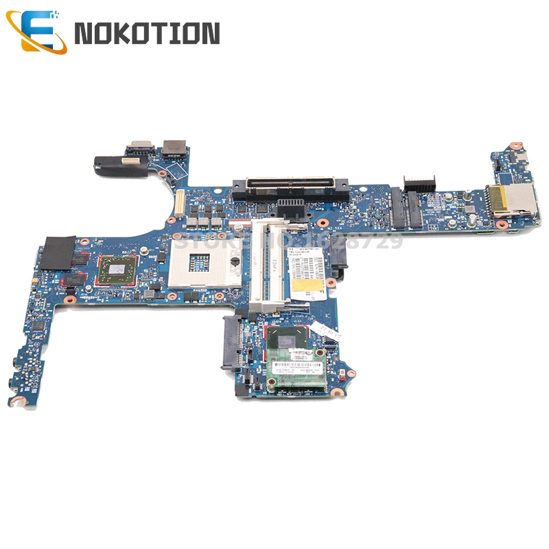 NOKOTION 642753-001 642754-001 for <font><b>hp</b></font> elitebook <font><b>8460P</b></font> laptop <font><b>motherboard</b></font> QM67 DDR3 HD6470M graphics image