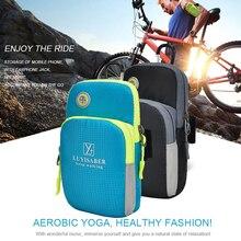 2021 Leisure Sports Ladies Waist Bag Running Phone Electronic Storage Bag Wallet Sports Waist Bag Neutral Shoulder Bag Arm Bag