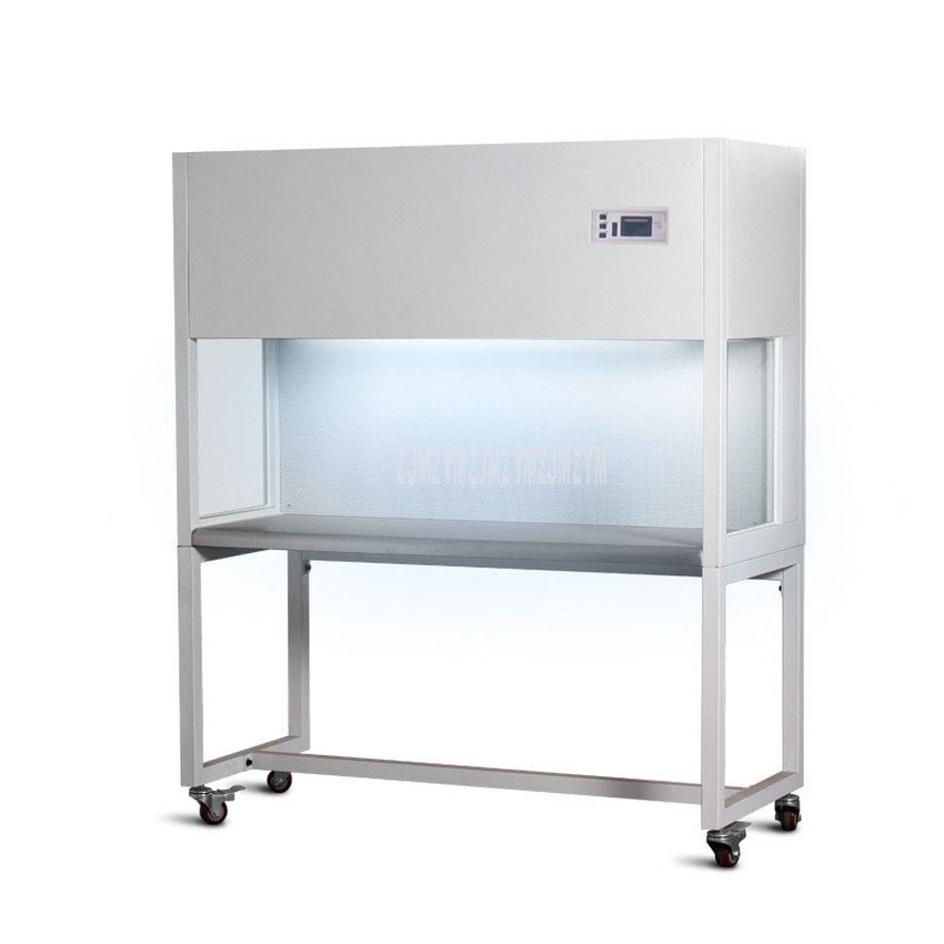 Laboratory High-Cleanness Laminar Horizontal/Vertical Flow Cabinet Dust-free Purification Workbench With LED Light SWP-2/SWZ-2