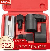 5 stücke Sauerstoff Sensor Wrench Kit für Auto O2 Buchse Entfernung Installieren Offset Vakuum Sensor Buchse Gewinde Chaser Werkzeug