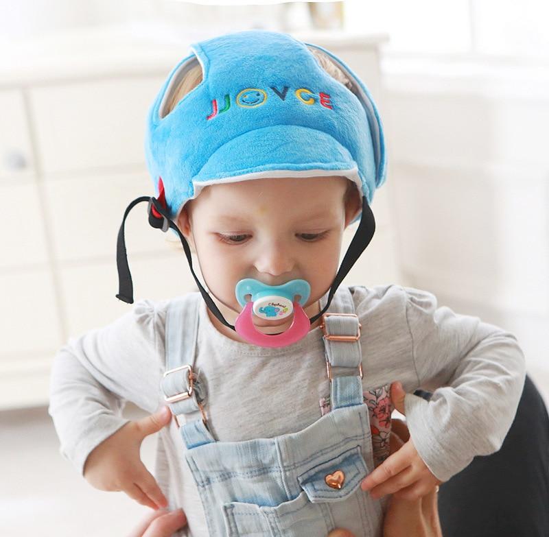 chapeus de protecao de cabeca do bebe capacete ajustavel travesseiro protetor de cabeca capa de almofada