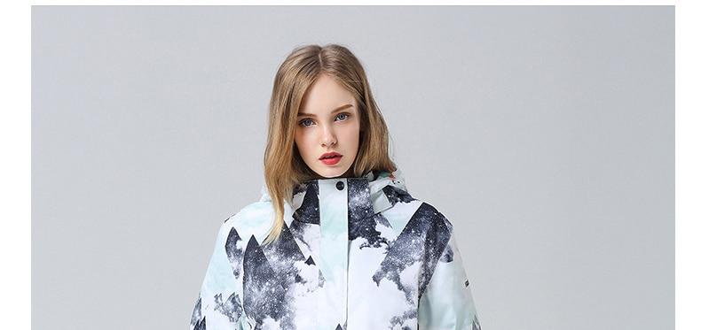 Jaquetas de snowboard